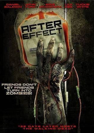 Primary image for After Effect DVD Monster Horror Walking Dead Meets 28 Days Later Creature