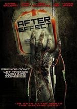 After Effect DVD Monster Horror Walking Dead Meets 28 Days Later Creature  - $9.95