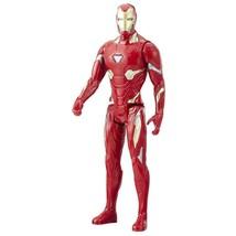 Marvel Infinity War Titan Hero Series Iron Man with Power FX Port - $9.85