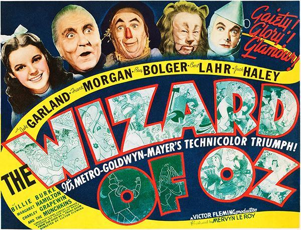 Primary image for The Wizard Of Oz - 1939 - Movie Poster