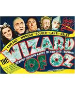 The Wizard Of Oz - 1939 - Movie Poster - $9.99+