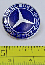 Mercedes Benz Collectible Clasp Pinback Pin West Germany - $13.74