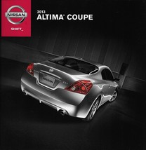 2013 Nissan ALTIMA COUPE sales brochure catalog US 13 S - $9.00