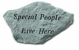 Kay Berry- Inc. 68420 Special People Live Here - Garden Accent - 12.75 I... - $35.15