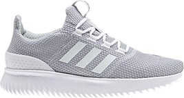 adidas NEO Cloudfoam Ultimate Running Shoes - Men's - $85 White / Grey - $84.95