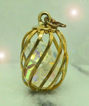 Haunted FREE W $49 3X 7 ESSENCES CAGED CRYSTALS MAGICK WITCH CASSIA4  - $0.00