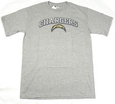 San Diego Chargers Shirt Men's NFL Football Power Grid Tee T-Shirt