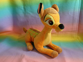"Walt Disney Bambi Deer Stuffed Animal 8"" Plush Toy - $7.87"