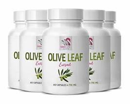 Energy Support - Olive Leaf Extract 750mg - antioxidant Ingredients - bo... - $70.51