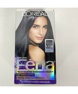 Loreal Féria Shimmering Hair Color M31 Cool Soft Black Midnight Moon - $14.94