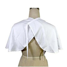 Beauty Salon Baber Client Short Gown Waterproof Hairstylist Dye Cape Smock with