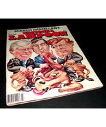 NATIONAL LAMPOON Magazine 1980 MARCH MISCELLANY Ted Kennedy Jimmy Carter... - $16.99