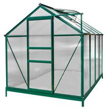 Green House 8'(L) x 6'(W) x 6.6'(H) - $799.99