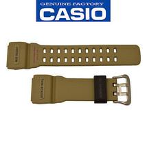 CASIO G-SHOCK Mudmaster Watch Band Strap GG-1000-1A5 Original Tan Resin - $49.95