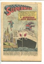 ACTION #234-1957-DC- SUPERMAN-CONGO BILL-TOMMY TOMORROW-fr - $31.53