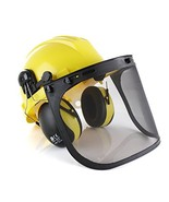 TR Industrial Forestry Safety Helmet and Hearing Protection System - $37.48