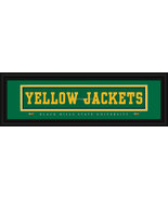 Black Hills State University Officially Licensed Stitched Jersey Framed ... - $39.95