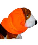 Dog Snood-Hunters Safety Blaze Orange Water Res... - $15.50