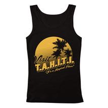"""Men's Agents of SHIELD """"Visit TAHITI"""" Tank Top - €16,52 EUR+"""