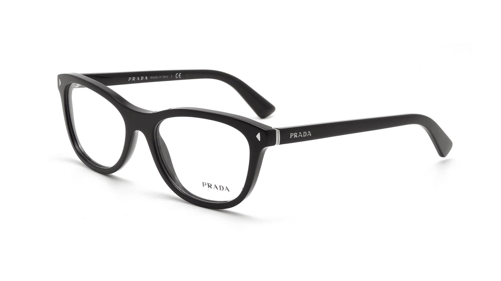 Primary image for Prada PR 05RV PR05RV 1AB1O1 JOURNAL Black Eyewear 53mm