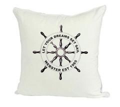Personalized Nautical Ship Wheel Sailor Name La... - $18.76