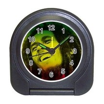 Bob Marley Compact Travel Alarm Clock (Battery Included) - Smoke Dey Herb - $9.94