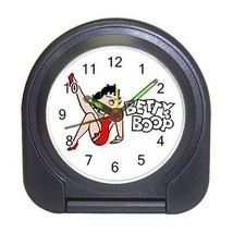 Betty Boop Compact Travel Alarm Clock (Battery Included) - $9.94