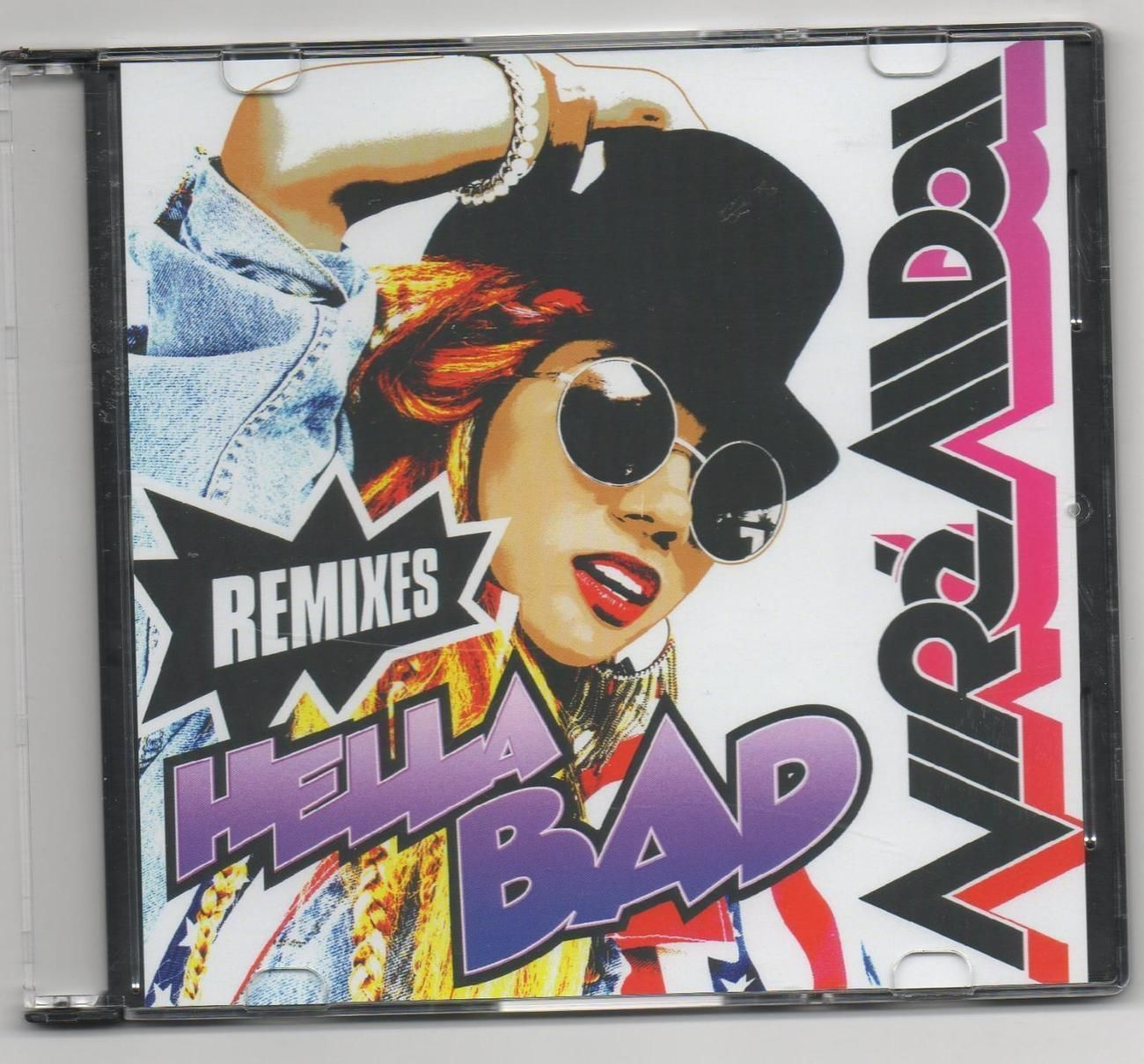 Primary image for Nire Alldai Hella Bad Limited Edition Promo Remixes 2010 CD