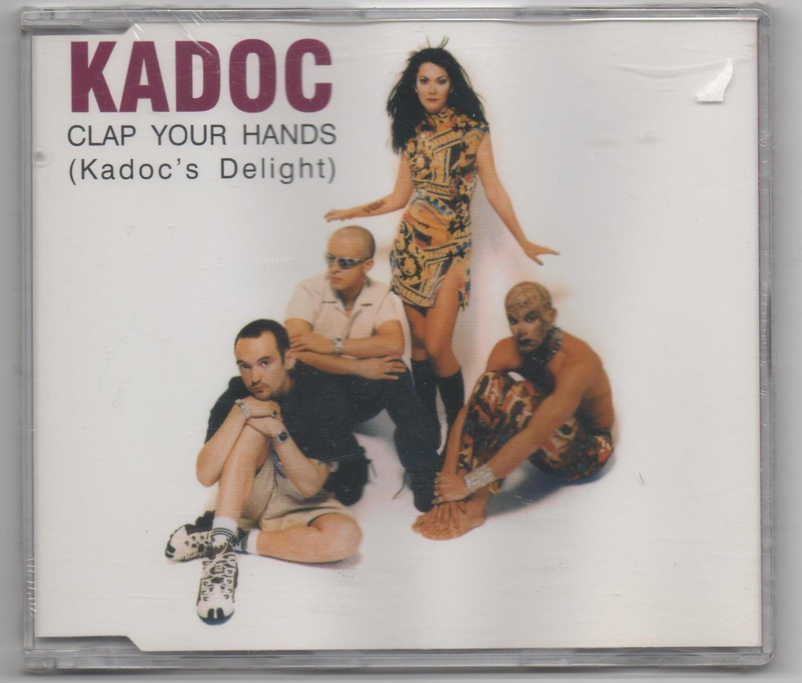 Primary image for Kadoc Clap Your Hands Limited Edition Australia factoryRemixes CD