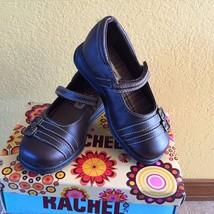 Shoes Girls Ballerina Brown Size 10M Rachel - $13.16