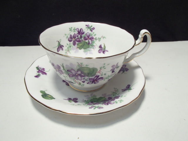Primary image for BEAUTIFUL ADDERLEY CUP & SAUCER SET~~~