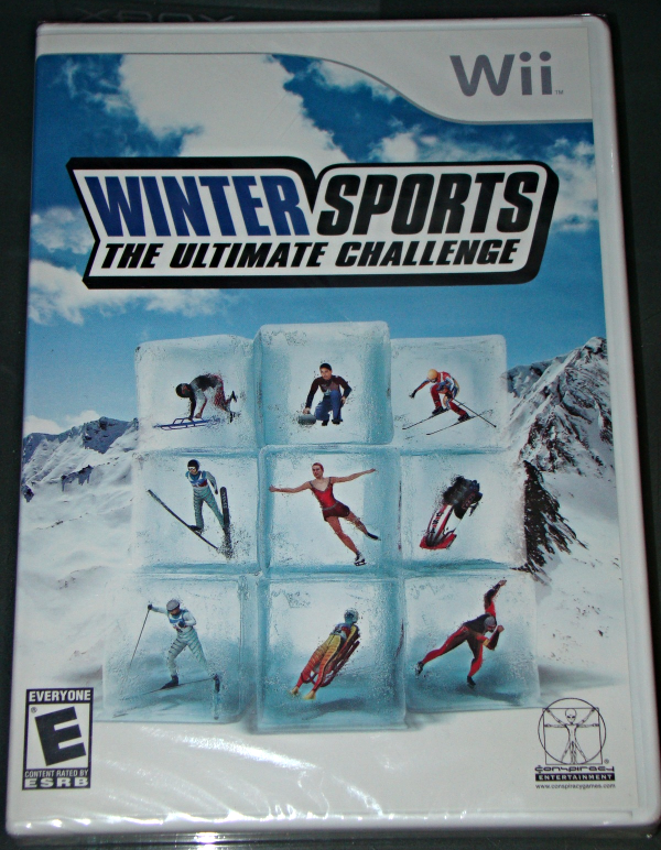 Primary image for Nintendo Wii - WINTER SPORTS THE ULTIMATE CHALLENGE (Complete with Instructions)