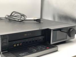 Sony SLV-676UC HiFi Stereo VHS VCR Swing Shuttle & Flying Erease Head Working - $98.99