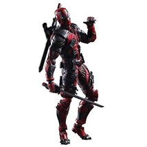 NEW SquareEnix Marvel Universe Variant PlayArts Kai Deadpool ActionFigur... - $308.35