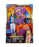 Hannah Montana Year 2008 Disney Series 11 Inch Electronic Doll - POP Sta... - $24.99