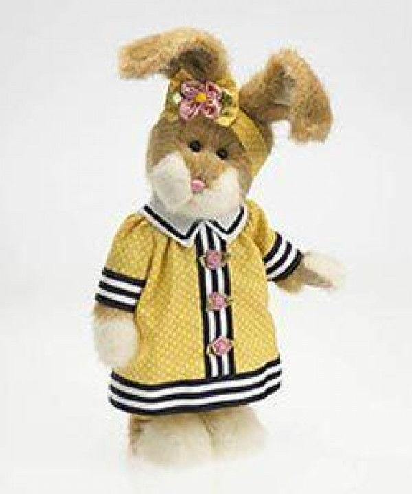 "Boyds Bears ""Mimsy Engelbreit"" 10"" Plush Bunny - #4024384- New -2011- Retired"