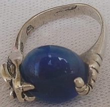 Blue snake ring 2 thumb200