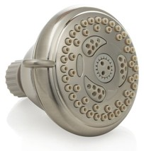 Brushed Nickel Waterpik NSC 629 Charleston 6 Mode Showerhead - $30.94
