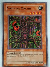 Yu-gi-oh! Trading Card - Vampire Orchis - MFC-014 - Common - $1.00