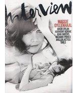 Interview Magazine May 2008 Maggie Gyllenhall - $7.50
