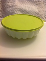 Tupperware Margarita Green Jello Mold - $18.25