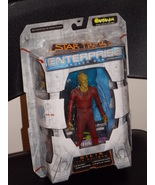 Star Trek Enterprise Art Asylum Silik Suliban F... - $19.99
