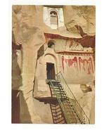 Turkey Avanos Carikli Kilise Church with Sandals Vtg Postcard 4X6 - $6.69