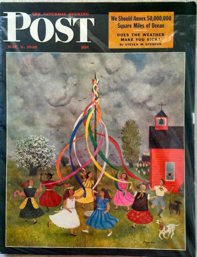 Primary image for The Saturday Evening Post May 4, 1946 - FULL MAGAZINE