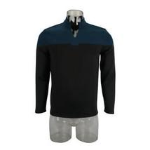 2019 Star Trek Blue Picard Startfleet Uniform Science Cosplay Costume Sh... - $52.63