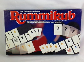 Rummikub Board Game 1995 Playtoy Industries 100% Complete Excellent Cond... - $18.81