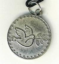 Necklace - Espiritu Santo Medal & Holy Card - LH125.0895 image 2