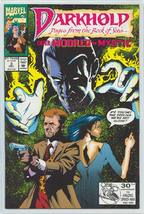 DARKHOLD #3 NM! ~ Pages from the Book of Sins - £0.80 GBP