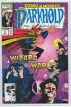 DARKHOLD #6 NM! ~ Pages from the Book of Sins - £0.80 GBP
