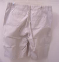 Lee Jeans Women's One True Fit Bernuda/Walking Shorts M (13-14) Beige 98% Cotton image 6